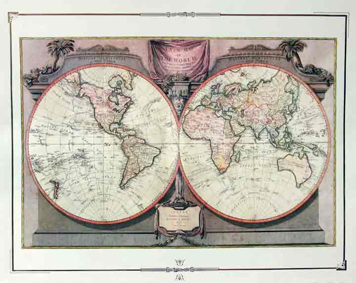 מפת עולם עתיקה 5 מפות ישנות עתיקות מפה עולם גלובוס מתנה חדר ילדים משרד