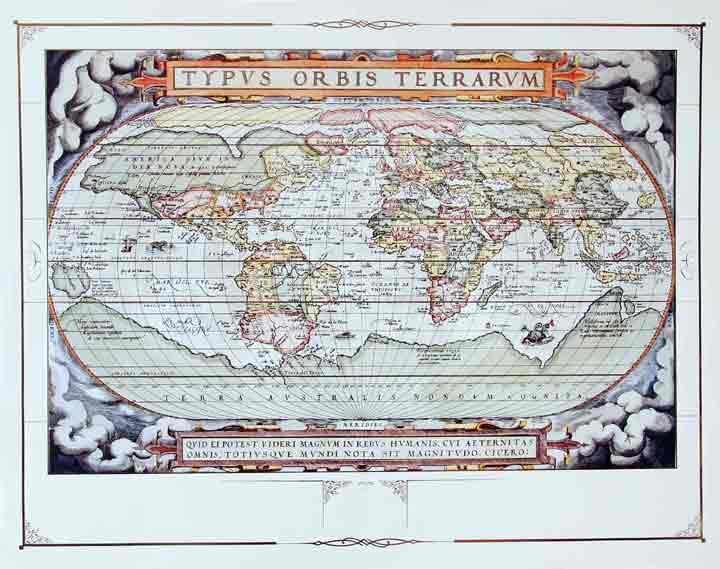 מפת עולם עתיקה 7מפות ישנות עתיקות מפה עולם גלובוס מתנה חדר ילדים משרד