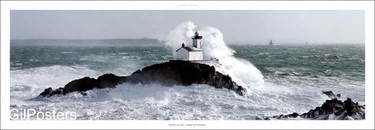 מגדלור על צוקצרפת  ים אי מגדלור נקודה כחול איים שלווה סערה צוק גלים סוערים