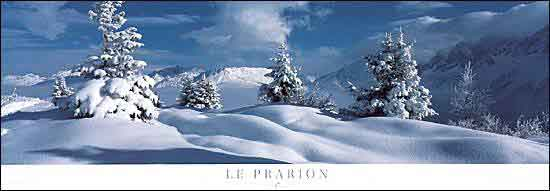 Le Prarion - Chamonix Valley