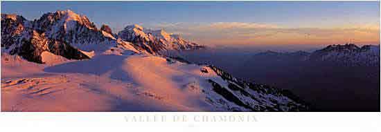 Vall?e de Chamonix