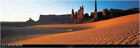 Totem Pole - Monument Valley - Arizona