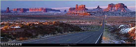 Monument Valley - Arizona Utah