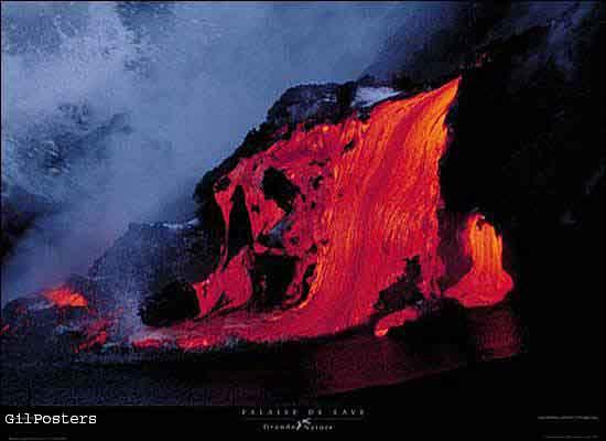 Kilauea Volcano, 1247 m, Hawa? Island,USA
