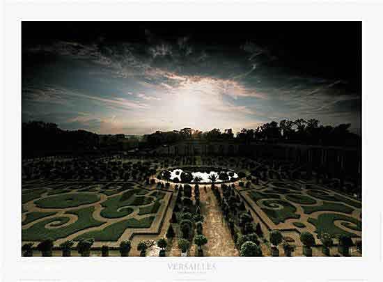 Parterre de l'Orangerie - Versailles