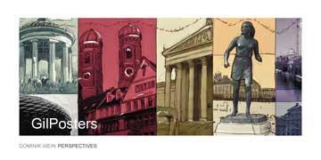 גרמניה - מינכן 1   עיר עתיקה פסל עמודים ארכיטקטורה אדריכלות עיצוב