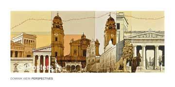 גרמניה - מינכן 3 עיר עתיקה פסל עמודים ארכיטקטורה אדריכלות עיצוב