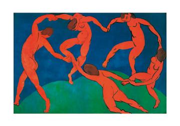 מאטיסמאטיס, רוקדים, רקדנים, כחול, אנשים
