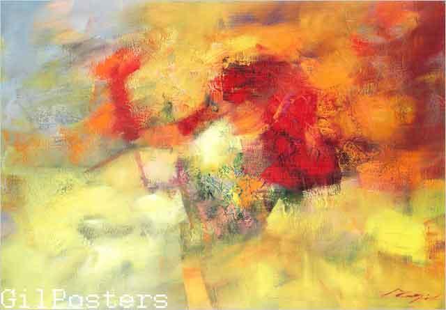 צבעים  2אדום כתום חם צהוב אפור
