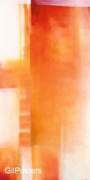 טשטוש 1תמונה צבע כתום מודרני צבעוני