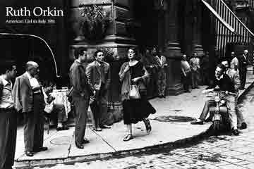 נערה אמריקאית באיטליה דמויות רומנטיקה זוגיות אהבה רות אורקין Orkin Ruth