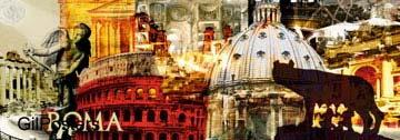 רומא עיצוב דקורציה נוף פנים אדריכלות ערים עיר אבסטרקט מודרני