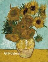 פרחים צהוב אגרטל כד ציור
