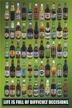 החלטות קשותוויסקי בירה משקה חריף פחית בקבוק שתיה בירות