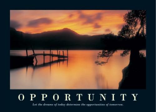 Opportunity  הזדמנותOpportunity  הזדמנות