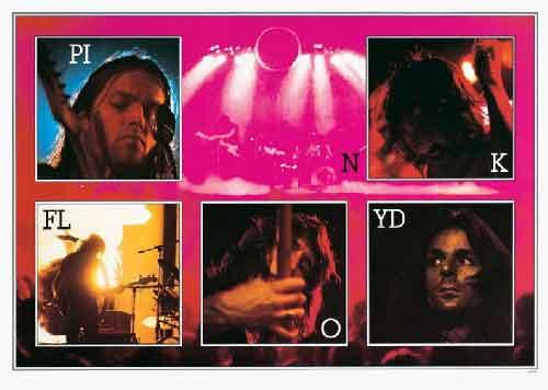 פינק פלויד בהופעהלהקה להקת נשמה מוסיקה פופ סטאר רוק הופעה חיה pink floyd live