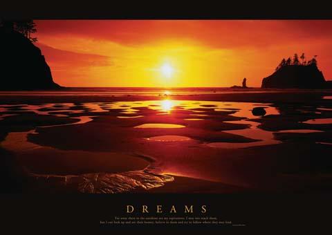 חלומותשאיפה מטרה שקיעה ים חזון כייף נוף