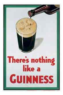 אין כמו ג'ינסGuinness בירה לבנה שחורה משקה חריף פחית בקבוק שתיה בירות Jack Daniel's
