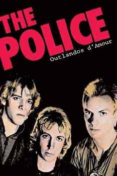 THE POLICEרוק כבד משטרה Outlandos D'amour