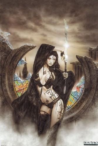 Luis Royo - Stained Luis Royo - Stained