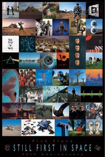 פינק פלויד40th Anniversary Pink Floyd אלבומים