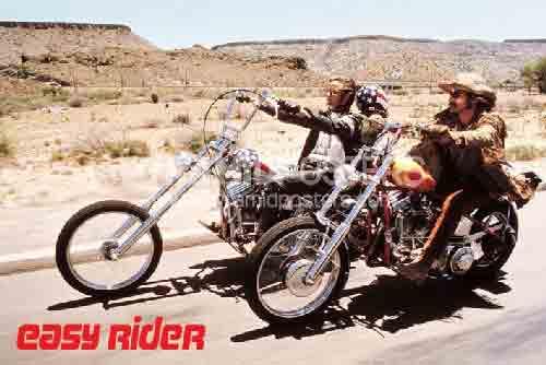 Easy Riderאיזי ריידר אופנוע רוכבים בחורים