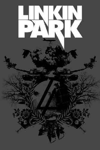 Linkin Park  מוסיקה רוק פופ להקה הופעה חיה גיטרה Plan B לינקינ פארק פרק לינקין