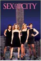 סקס בעיר הגדולהSex And The City בנות ניו יורק רומנים הרפתקאות