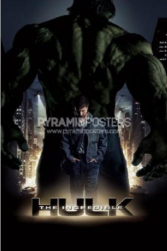 The Incredible Hulk הענק הירוק The Incredible Hulk הענק הירוק