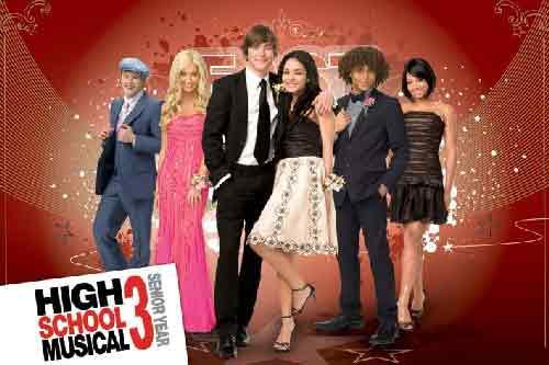 היי סקול מיוזיקאלHigh School Musical בנות  קולג' ניו יורק רומנים הרפתקאות מחזמר