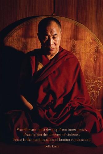 Dalai Lama דאלי למהרוגע אמת טיבט שלום מוטיבציה מאוזן אבן טבע אלטרנטיבית    Dalai Lama דאלי למה