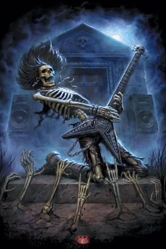 מוות מטלי Spiral - Death MetalPY-PP31550