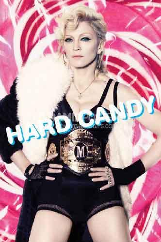 מדונהמוסיקה רוק פופ להקה הופעה חיה Hard Candy