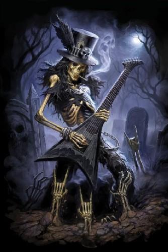 נגן המוות  Play Deadנגן המוות  Play Dead