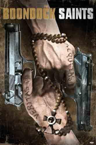 The Boondock Saints מתח אלימות הרפתקאות סרט בנים