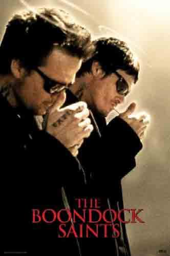 The Boondock Saints מתח אלימות הרפתקאות סרט בנים להדליק אש