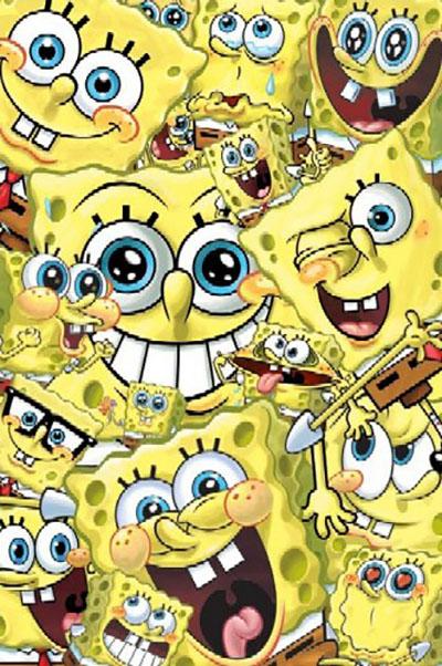 children    בוב ספוג  - Sponge Bob     אנימציה