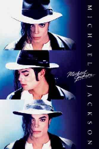 מייקל ג'קסוןג'אקסון להקה זמר מלך הפופ קלאסיקה רוק Michael Jackson