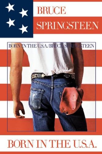 ברוס ספרינגסטיןBruce Springsteen, Born In The U.S.A