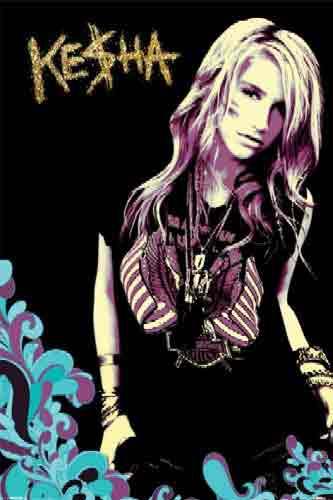 קישהרוק כבד הופעה במה מוסיקה זמרתהפופ  Kesha כישה