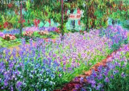 Le jardin de Monet