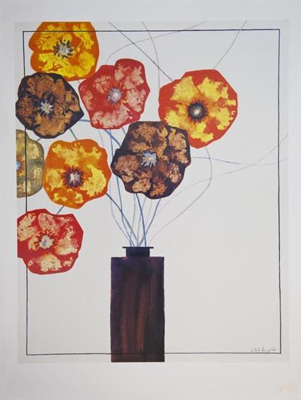 פרחיםצבעים, זר, אגרטל, פרחים
