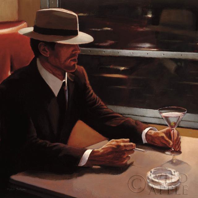 מרטיני יבש 1שחור, תא, חום, סיגריה, ארוחה, אוכל, מסעדה, דיינר, יבש, פיגורטיבי, ירוק, אפור, כובע, כובעים, איש , גבר, מרטיני, מרטיני עם זית, מיושן, וינטג', אנשים, אדום, רכבת, לבן, חלון