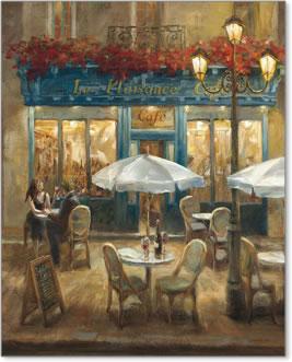 קפה פריז 1זוג, קפה, פריז , כיסאות, שולחנות, אווירה, יציאה, דייט