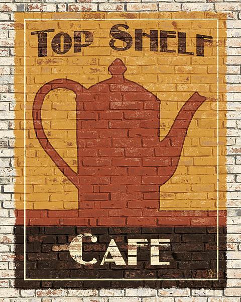 לבנים, חום, קפה, ספל קפה, קנקן קפה, סעודה, זהב, מטבח, אדום, שלט, תה, קנקן תה, מילים
