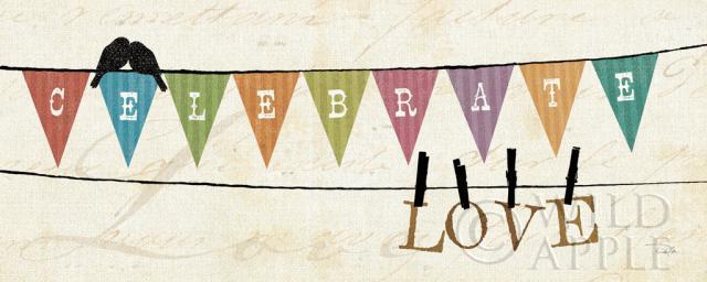 מילים שמחות 2חיות, בז' ציפורים, ציפור, שחור, כחול, חום, חוטי כביסה, חבל כביסה, חבלי כביסה, דגלים, ירוק, שמח, שמחה, השראה, חיים, אהבה, כתום, מילים, טקסט