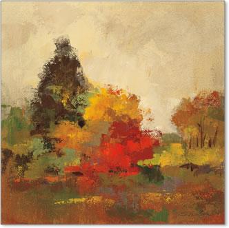 יער סתווי 1יער, עצים כתמים, צבעים, סתיו, שלכת , חורשה,