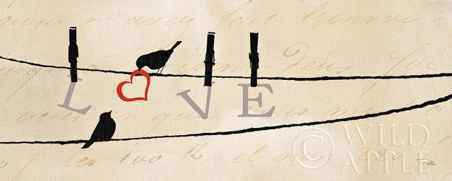 ציפור בלבבז' , ציפור, ציפורים, שחור, חוטי כביסה, אטבי כביסה, אטבים, אפור, לב, לבבות, השראה, אותיות, שורה, אהבה, אדום, טקסט, צל, חוטים, מילים, מילה