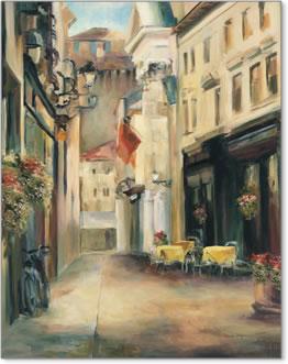 העיר העתיקה 2נוף עירוני מרפסת בית רחוב