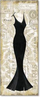 שמלה שחורה 1שמלה שחורה, וינטג', פריז, אופנה, עיצוב,